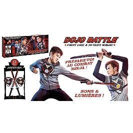 Dojo Battle - Coffret Combat Ninja 2 Joueurs - Aucune - DJB00