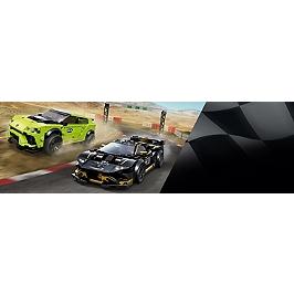 Lego® Speed Champions - Lamborghini Urus St-X & Lamborghini Huracán Super Trofeo Evo - 76899 - 76899