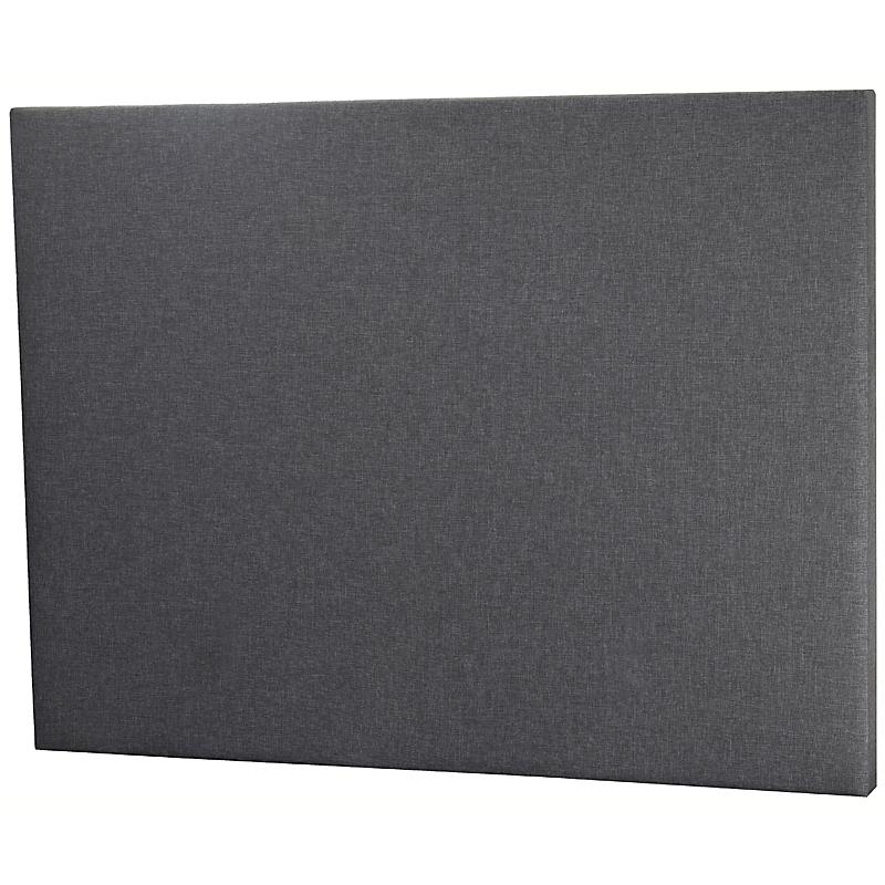 Tête de lit Monza gris 160 x 105 cm