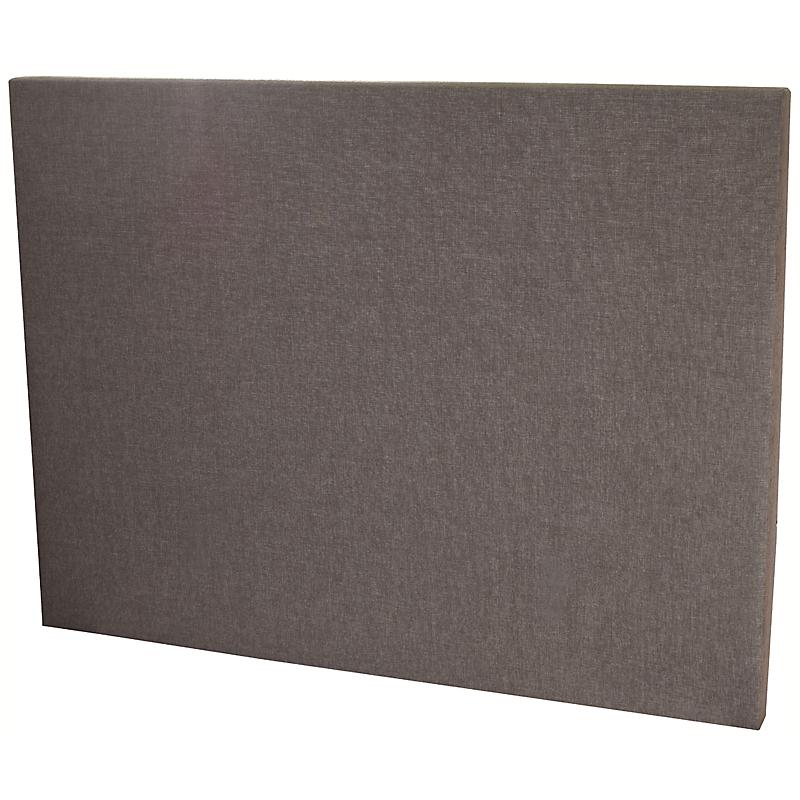 Tête de lit Monza taupe 160 x 105 cm