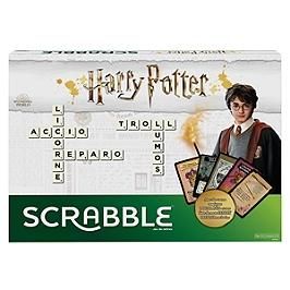 Mattel Games - Scrabble Harry Potter - Jeu De Société - 10 Ans Et + - Scrabble - GPW41