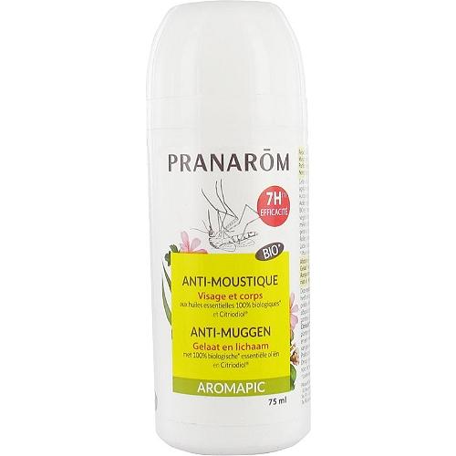 Roller anti-moustique lait corporel 75ml