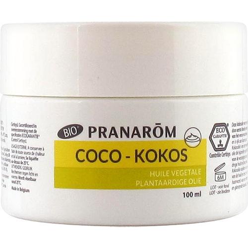 Coco huile végétale bio 100ml