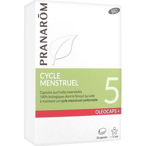 Cycle menstruel bio 30 capsules