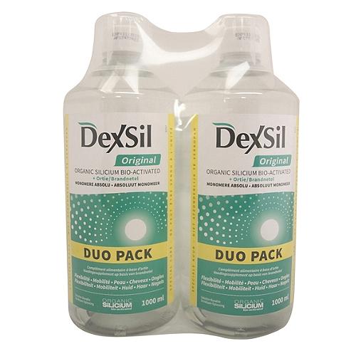 Dexsil silicium oragnic original 2x1 l