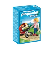 poussette landau jouet leclerc