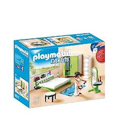 PLAYMOBIL - Chambre Avec Espace Maquillage  - 9271