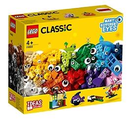 Lego® Classic - La Boîte De Briques Et D'yeux - 11003 - 11003