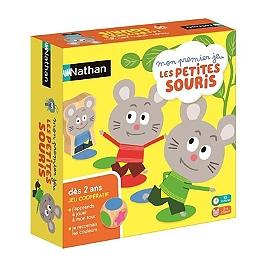 Mon Premier Jeu Les Petites Souris - DIS31305