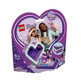 LEGO® Friends - La boîte coeur d'Emma - 41355 - 41355