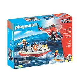 PLAYMOBIL - Club garde-côtes - 5668