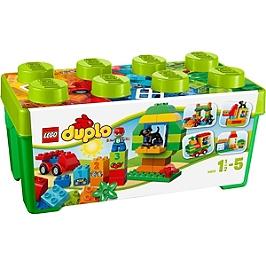 LEGO - LEGO® DUPLO® Mes 1ers pas - Grande boîte du jardin en fleurs LEGO® DUPLO® - 10572 - 10572