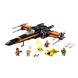 LEGO - Poe's X-Wing FighterTM - 75102