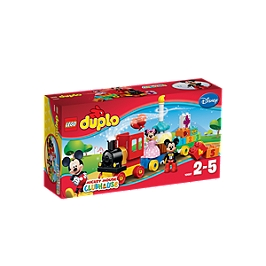 LEGO - La parade d'anniversaire de Mickey et Minnie - DISNEY MARVEL - 10597