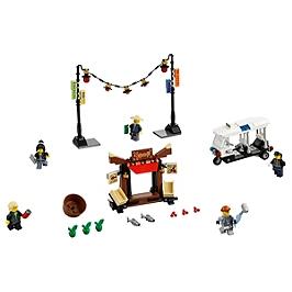 LEGO - La poursuite dans la Ville - 70607