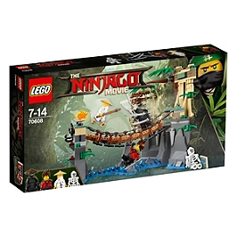LEGO - Le pont de la jungle - 70608