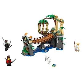 LEGO - Le pont de la jungle - 70608