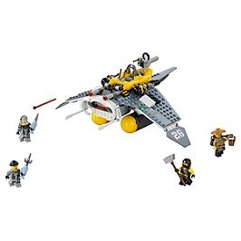 LEGO - Le bombardier Raie Manta - 70609