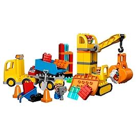 LEGO - Le grand chantier - 10813