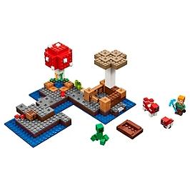 LEGO - Le biome champignon - 21129