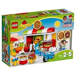 LEGO - LEGO® DUPLO® Ma ville - La pizzeria - 10834 - 10834