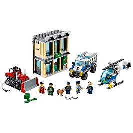 LEGO - Le cambriolage de la banque - 60140