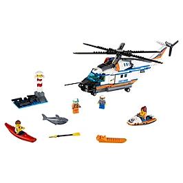 LEGO - L'hélicoptère de secours - 60166