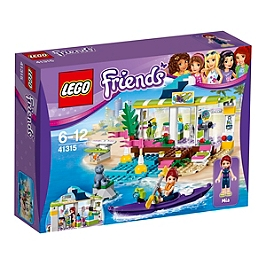 LEGO - LEGO® Friends Le magasin de plage - 41315