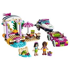 LEGO - Le transporteur de hors-bord d'Andréa - 41316