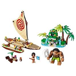 LEGO - Le voyage en mer de Vaiana - 41150