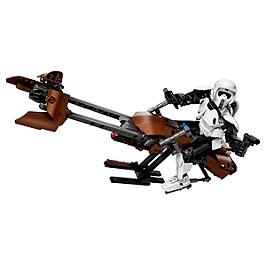 LEGO - Scout TrooperTM & Speeder BikeTM - 75532