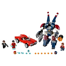 LEGO - Iron Man : L'attaque de Detroit Steel - 76077
