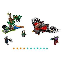 LEGO - Les Gardiens de la Galaxie 2 - L'attaque du ravageur - 76079