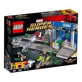 LEGO - Le braquage de banque - Marvel Super Heroes - 76082