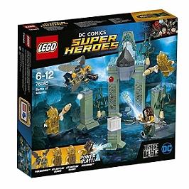 LEGO - La bataille d'Atlantis - DC Comics Super Heroes - 76085