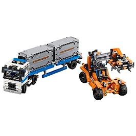 LEGO - Le transport du conteneur - 42062