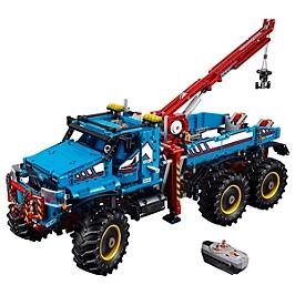 LEGO - La dépanneuse tout-terrain 6x6 - 42070