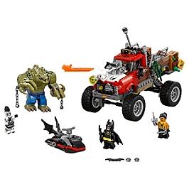 LEGO - The BatmanTM Movie - Le tout-terrain de Killer CrocTM - 70907