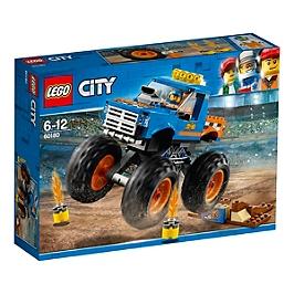 LEGO - LEGO® City - Le Monster Truck - 60180 - 60180