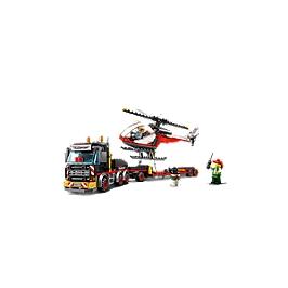 LEGO - Le transporteur d'hélicoptère - 60183