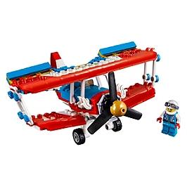 LEGO - L'avion de voltige à haut risque - 31076