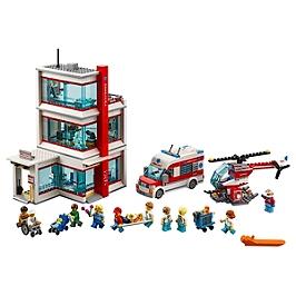 LEGO - L'hôpital LEGO® City - 60204