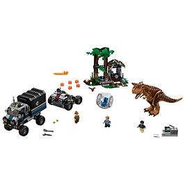 LEGO - Le Carnotaurus et la fuite en Gyrosphère - 75929