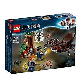 LEGO - Le repaire d'Aragog - Warner PT IP3 2018 - 75950