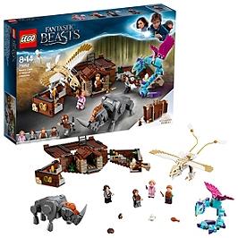 LEGO - La valise des animaux fantastiques de Norbert - 75952