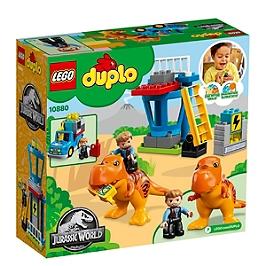 LEGO - LEGO® DUPLO Jurassic WorldTM - La tour du T-Rex - 10880 - 10880