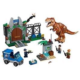 LEGO - L'évasion du tyrannosaure - 10758