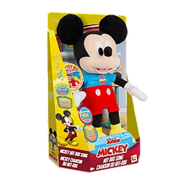 Mickey Peluche Hot Dog Song - Disney - 8421134186002