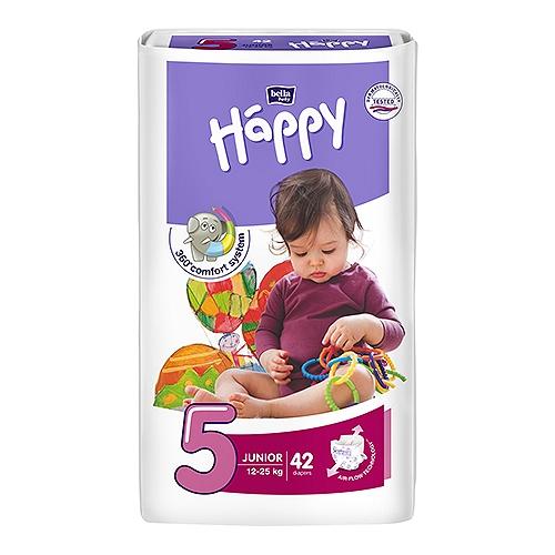 Happy - taille 5 - de 12 à 25 kg / 42