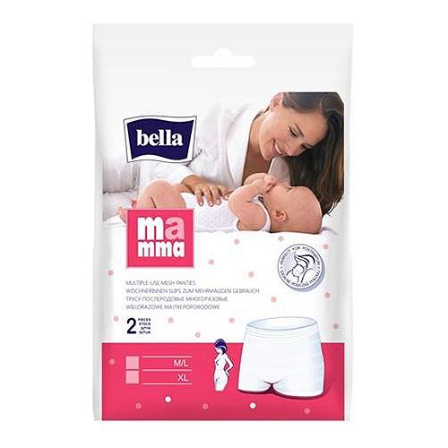 Bella - 2 slips de maternité extra large